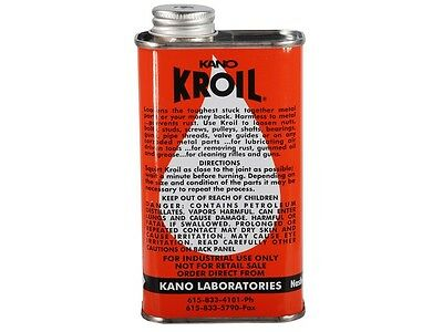 Kano Kroil Penetrating Oil 8oz