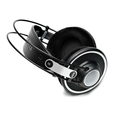 AKG K702 Open Back Headphones - Manufacturer Refurbished With Warranty