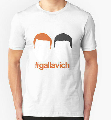 New shameless gallavich ian gallagher mickey milkovich Men's T-Shirt Size S-2XL