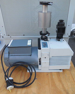 Leybold D16B Vacuum pump with 14 day warranty