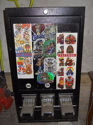 3 Column Sticker Machine. Professional Grade. Cei