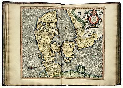 1595 GERARDUS MERCATOR ATLAS 107 old rare ORNATE antique maps WORLD HISTORY DVD