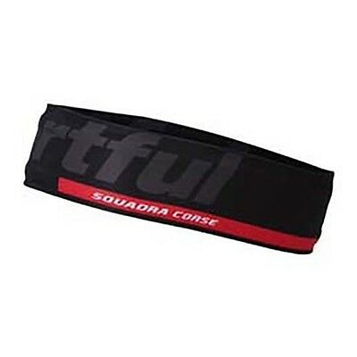 Sportful Sc Headband One Size Anthracite / Black / Red Bandeaux