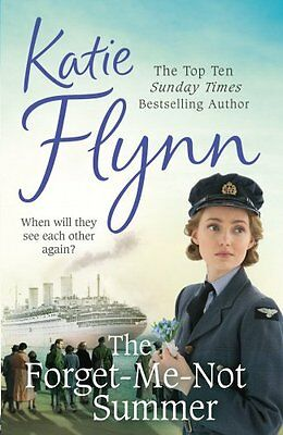 The Forget-Me-Not Summer, Flynn, Katie | Paperback Book | Very Good | 9780099574