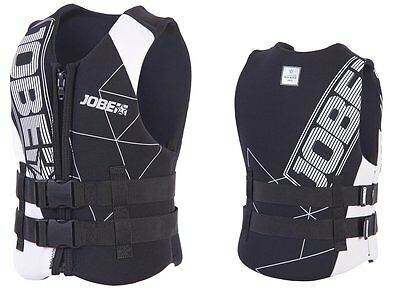 JOBE Progress Neo Vest Children's Life Jacket Neoprene Vest black