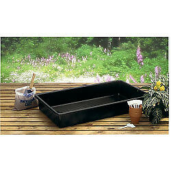 Garland Titan Garden Tray Black Capacity Of 65 Litres High Quality Brand New