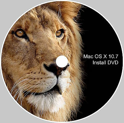 Mac OS X 10.7 Lion CLEAN INSTALL or UPGRADE on Bootable DVD