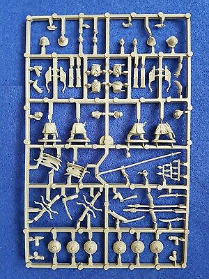 Fireforge 28mm Mongol Steppe Warriors command sprue