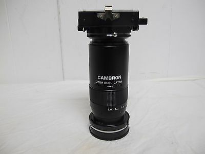 Cambron Zoom Slide Duplicator