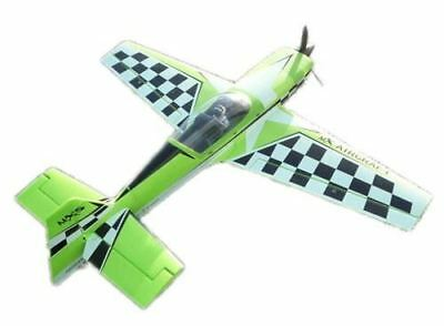 Large Scale MX2 Green RC Remote Control Plane PNP Version