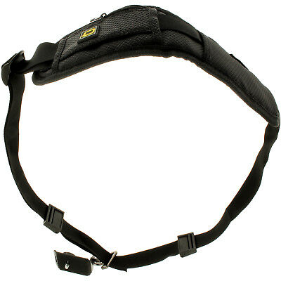 "Quick Neck Shoulder Sling Strap 1/4"" Holster for SLR DSLR Cameras Canon Nikon"