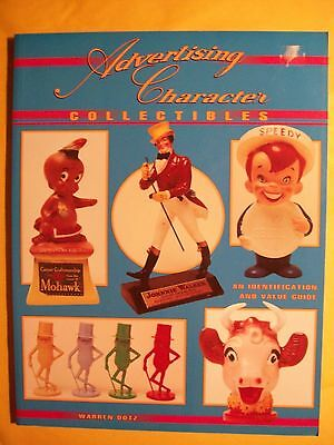 ANTIQUE ADVERTISING FIGURINES $$$ id PRICE VALUE GUIDE COLLECTOR'S BOOK L@@K