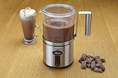 Hostess HM350A Milk Frother, 0.35 Litre, Silver