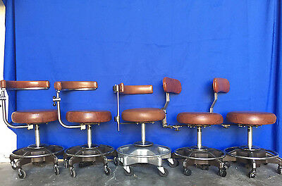 Small Lot of Dental and Doctor's Stools - CHEAP and Affordable Price