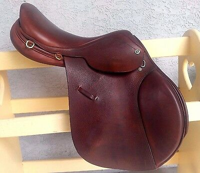 Cliff Barnsby - English Event Saddle