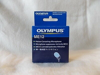 Olympus Me12 Noise Cancelling Microphone