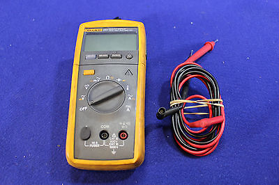 Fluke 233 Remote Display True RMS Multimeter with Leads!