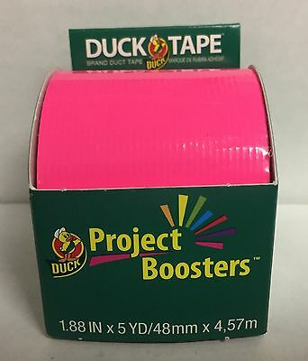Duck Brand Fabric Crafting Tape Mini Roll 0.75 in x 96 in Pink /& Brown Dots