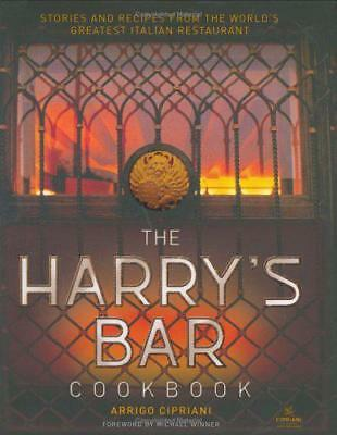 The Harry's Bar Cookbook by Arrigo Cipriani | Hardcover Book | 9781857825084 | N