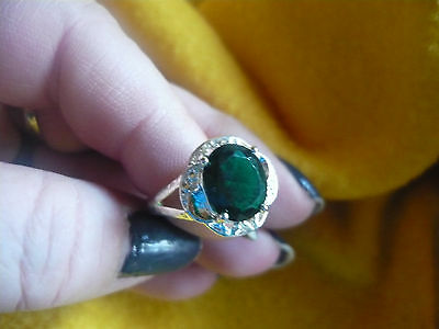 PARANORMAL coven collection male sila inspired RING SIZE 7