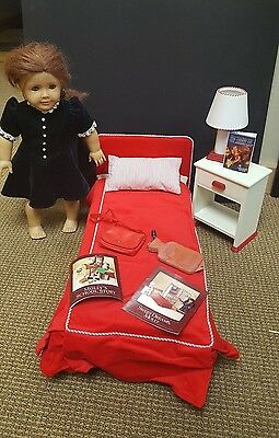 American Girl Doll Molly PLUS Bedroom Set - See Photos