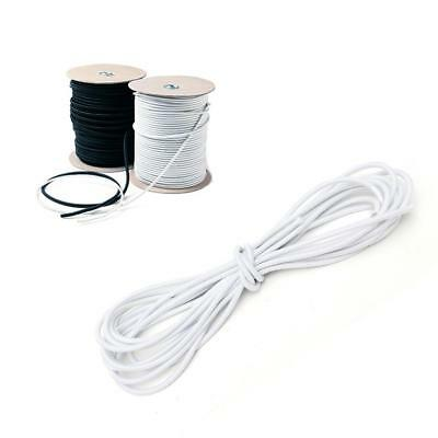 3mm x 5 Meters Elastic Bungee Rope Shock Cord Tie Down DIY for Kayak Boat