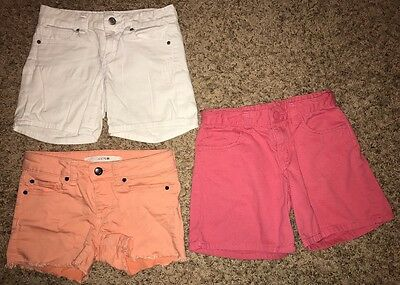 Girls Lot Shorts Size 10 Joe's & Crazy 8