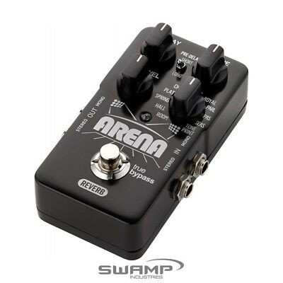 TC-Electronic Arena - Reverb Guitar Effects Pedal