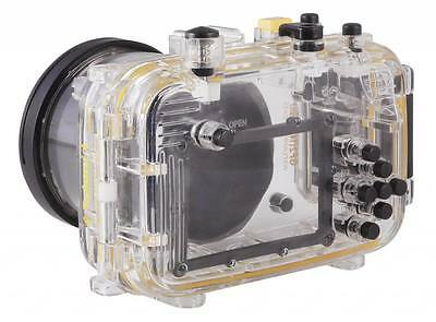 Polaroid Waterproof Underwater Housing Case For Canon Powershot G1 X Camera