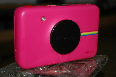 Polaroid Snap Instant Digital Camera (Pink) with ZINK Zero Ink Technology