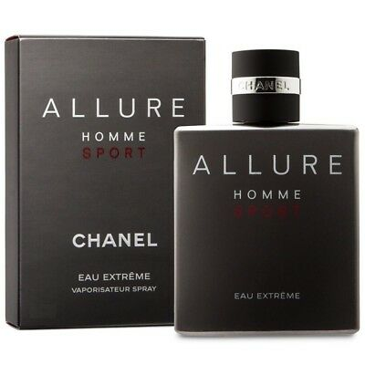 Chanel Allure Homme Sport Eau Extreme 50ml EDP (M) SP Mens 100% Genuine (New)