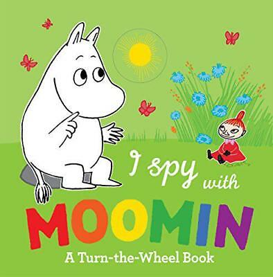 I Spy With Moomin, Jansson, Tove | Board book Book | 9780141359908 | NEW
