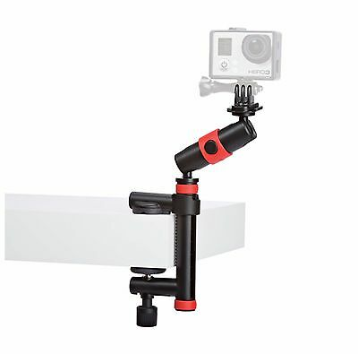 Joby Action Clamp & Locking Arm for GoPro Contour Action Cam Camera
