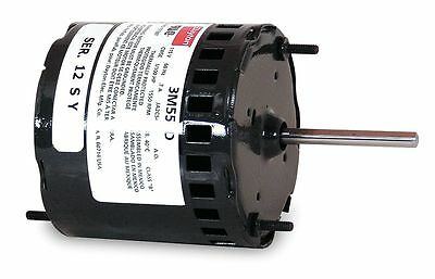 Dayton 1/40 HP, HVAC Motor, Shaded Pole, 1550 Nameplate RPM, 115 Voltage, Frame