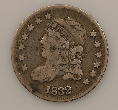 1832 Capped Bust Silver Half Dime *G30