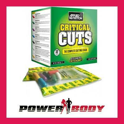 Applied Nutrition - Critical Cuts