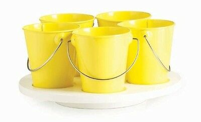 KidsKitchen Craft Turntable (Yellow) 30cm Yellow