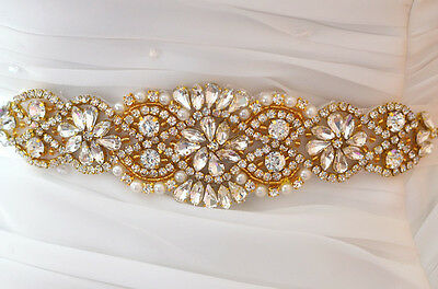 GOLD SALE Wedding Belt, Bridal Belt, Sash Belt, Crystal Rhinestones sash belt