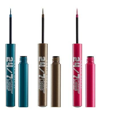 Urban Decay 24/7 Waterproof Liquid Eyeliner (Choose your shade)
