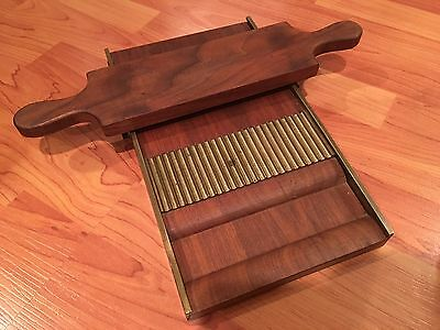 ANTIQUE PILL MAKER COUNTER APOTHECARY PHARMACY MEDICINE ,old and RARE 1890's
