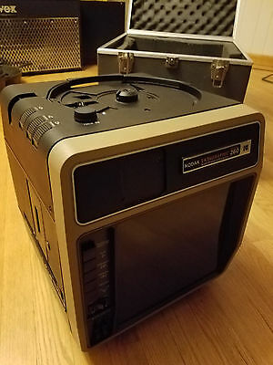 Vintage Kodak Ektagraphic 260 Audio Viewer Projector Nice Box