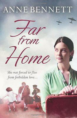Far From Home, Anne Bennett | Paperback Book | 9780007359219 | NEW