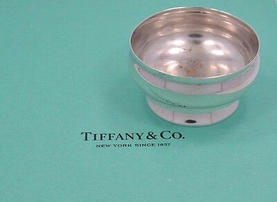 VINTAGE Tiffany & Co STERLING SILVER Salt Cellar