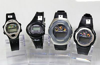 Wholesale Lot of 25 - Kids Digital Rubber Band Watches