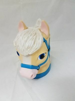 Horse Pony Lidded Cup from The Grestest Show On Earth Circus 2001