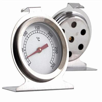 Quality Food Oven Thermometer Temperature Stainless Steel Thermometer Gauge