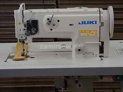 Juki Dnu 1541S Industrial Walking Foot Machine Leather Made In Japan