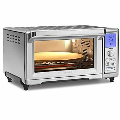 Cuisinart TOB-260N Chef's Convection Toaster Oven,  Stainless Steel