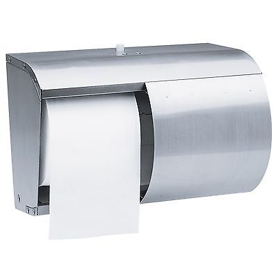 Kimberly-Clark Professional 09606 Coreless Double Roll Tissue Dispenser 7 1/1...