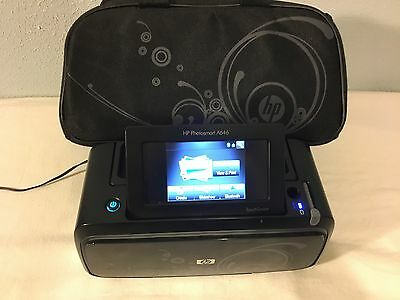 HP Photosmart A646 Compact Printer with Bluetooth Great Condition with case